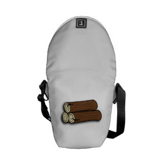 Firewood Logs Courier Bags