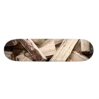 Firewood Skateboard Deck