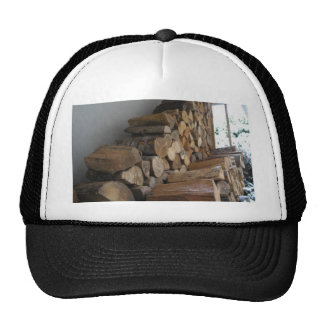 Firewood Trucker Hat