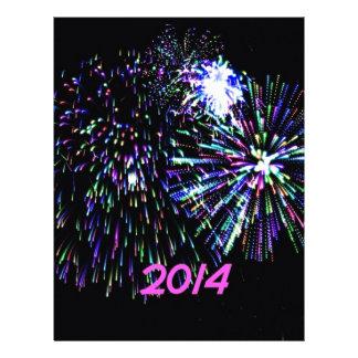 firework 2014 letterhead