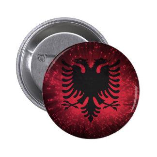 Firework; Albania Flag Button
