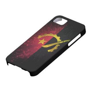 Firework; Angola Flag iPhone 5 Covers