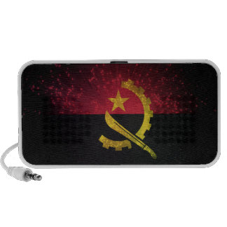 Firework; Angola Flag iPhone Speaker