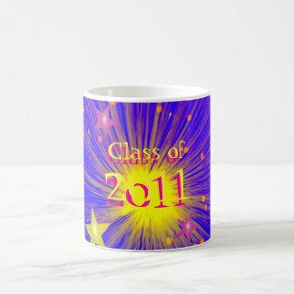 Firework 'Class of 2011' mug