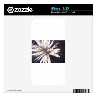 Firework Decal For The iPhone 4