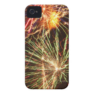 Firework Explosion Case-Mate iPhone 4 Case