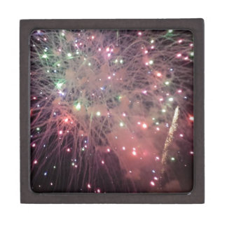 Firework Frenzy Jewelry Box