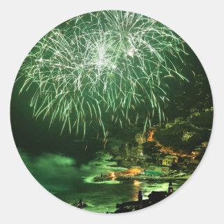 Firework in Recco Sticker