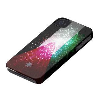 Firework; Jordan Flag iPhone 4 Case
