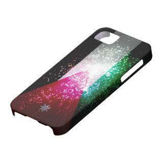 Firework; Jordan Flag iPhone SE/5/5s Case