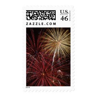 Firework Stamp