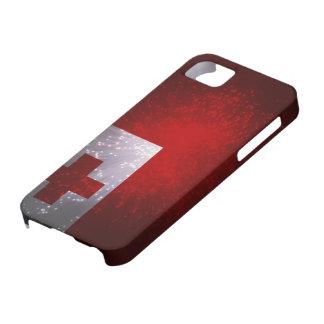 Firework; Tonga Flag iPhone SE/5/5s Case