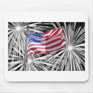 fireworks10 mouse pad