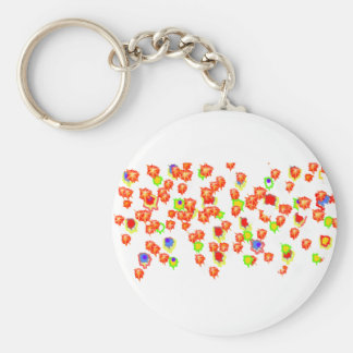 Fireworks11 The MUSEUM Zazzle Gifts Keychains