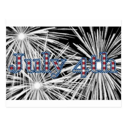fireworks12 postcard