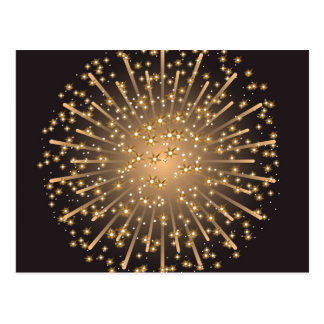 Fireworks2 Postcard