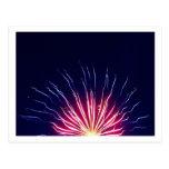 Fireworks (10) Postcard
