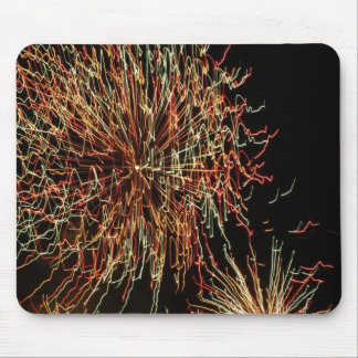 Fireworks 110 mouse pad