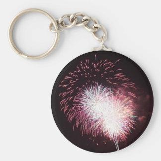 Fireworks 11 Keychain