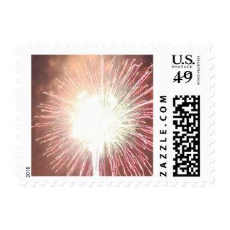 Fireworks 11 - postage stamps