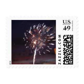 Fireworks 12 - postage stamps