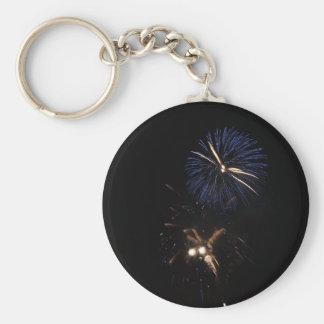 Fireworks 13 Keychain