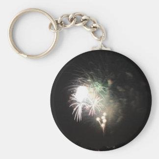 Fireworks 14 Keychain
