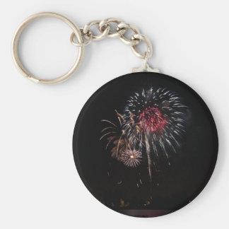 Fireworks 16 Keychain
