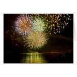 Fireworks (18) greeting cards