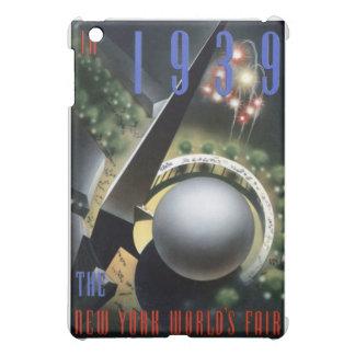 """""""Fireworks"""" - 1939 NY World's Fair iPad Case"""