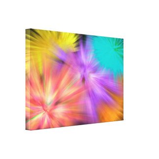 Fireworks #1 canvas print
