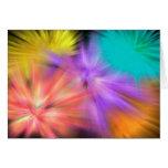 Fireworks #1 card
