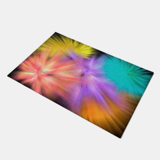 Fireworks #1 doormat