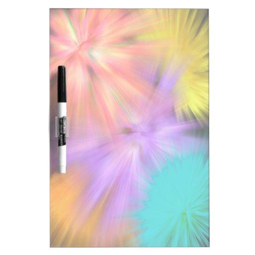 Fireworks #1 Dry-Erase whiteboard