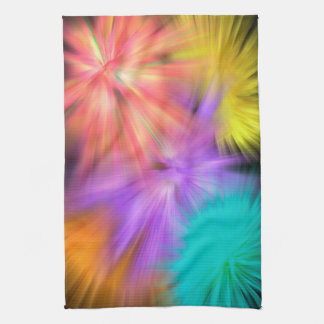 Fireworks #1 hand towels
