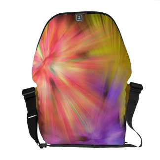 Fireworks #1 messenger bag