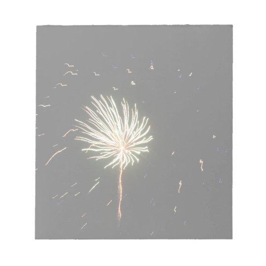 Fireworks 1 notepad