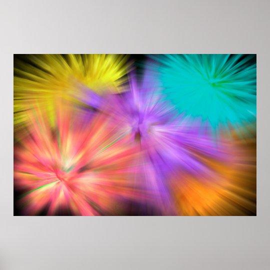 Fireworks #1 poster