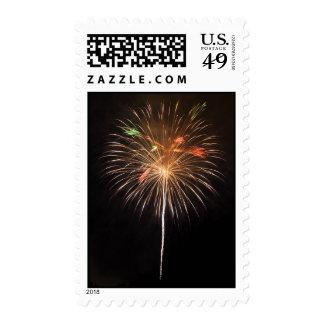 Fireworks 1 Stamp