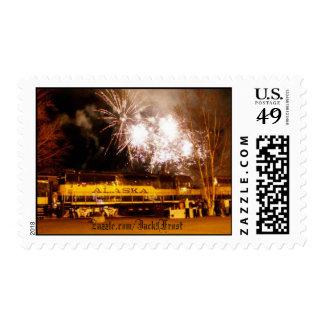 Fireworks 2007, Zazzle.com/Jack9Frost Postage