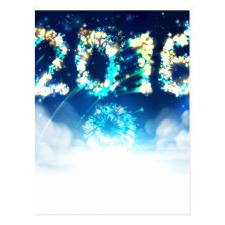 Fireworks 2016 Header Postcard