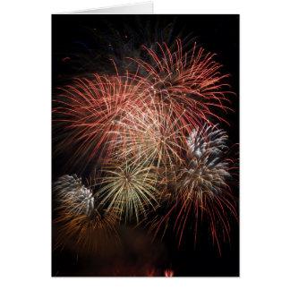 Fireworks 20 card