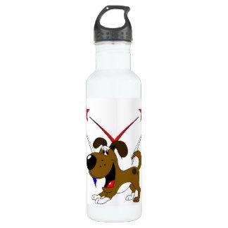 Fireworks 24oz Water Bottle