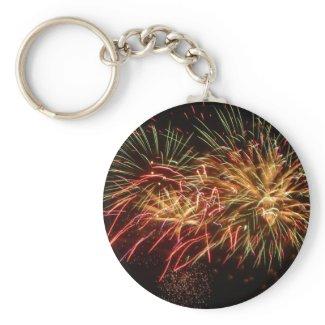 Fireworks 2 keychain