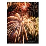 Fireworks 2 postcard
