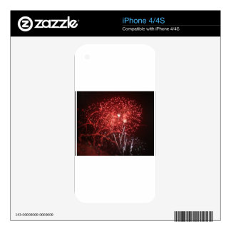Fireworks 3 decals for the iPhone 4S