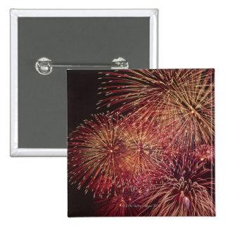 Fireworks 3 pinback button