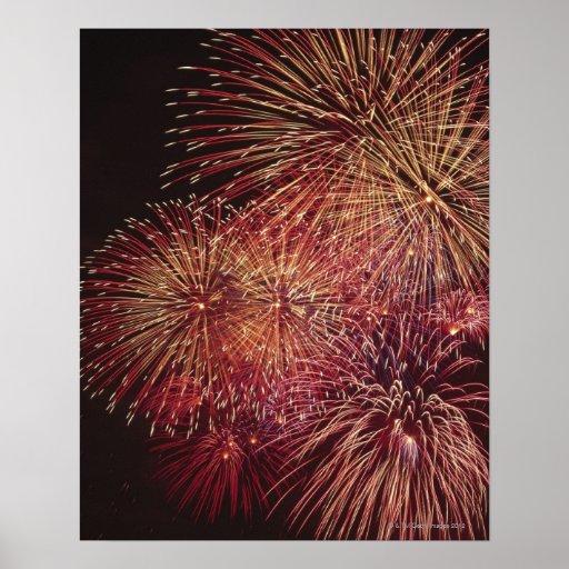 Fireworks 3 print