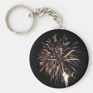 Fireworks 4 Keychain