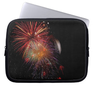 Fireworks 4th of July Party Laptop Sleeve